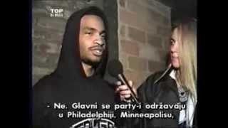 Miss Djax & Mike Dearborn (interview) @ Mayday 1995
