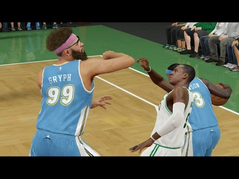 NBA 2K15 MyCareer - Fighting For Another Contract