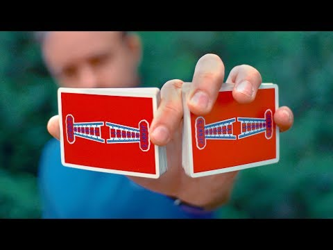 5 Basic One-Handed Cuts for Beginners ● CARDISTRY TUTORIAL