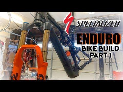 My New Long-Travel 29er Mountain Bike!! - Enduro Bike Build: Part 1