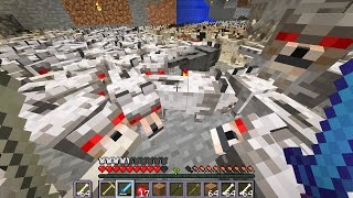 Minecraft wolf EXPERIMENT gone WRONG   TTB #20