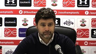 Southampton 1-4 Tottenham - Mauricio Pochettino Full Post Match Press Conference