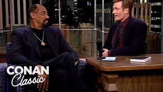 Wilt Chamberlain On The Rumor That He's Slept With 20,000 Women   Late Night with Conan O'Brien