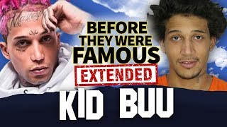 KID BUU | Before They Were Famous | Updated and Extended
