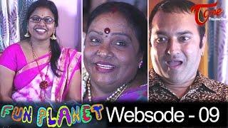 FUN PLANET | Telugu Comedy Web Series | Websode 9 | by Krishna Murthy Vanjari | #FunnyVideos
