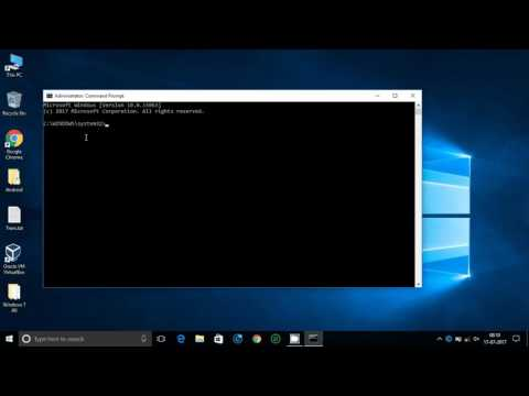 Create Bootable Pendrive Using CMD | Command Prompt | Windows 10 | Windows 8.1 | Windows 7