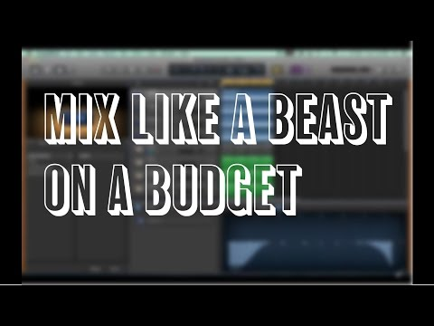 Everything you need to know to get a great mix in Garageband 2016