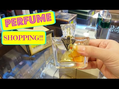 PERFUME SHOPPING IN DUBAI | WHERE TO BUY BRANDED PERFUMES | India Visit Vlogs | Seema Abhishek Vlogs