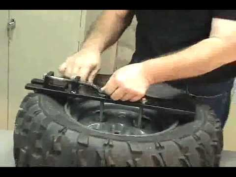 EZ Break'n ATV Portable Tire Changer