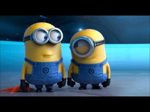 ▶ Despicable Me 2 best  funny  Bottom Scene | Minions Laugh |
