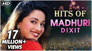 Best Hits Of Madhuri Dixit | Top 10 Madhuri Dixit Hits | Evergreen Hindi Songs | Hum Aapke Hain Koun