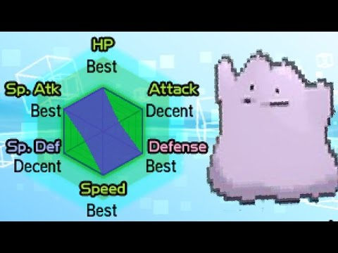 EASY DITTO 4IV SOS GUIDE FOR POKEMON SUN AND MOON!
