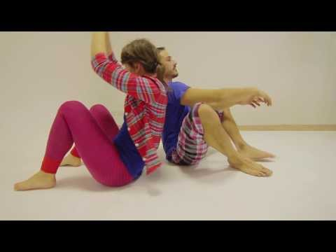 'Good Morning My Love' — Partner Yoga Sequence for Couples | Wild Love Beamer
