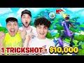 quotFirst To Hit A Trickshot Wins 10000quot FaZe Vs Ali A