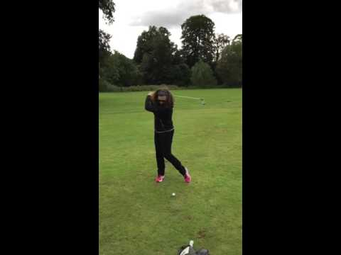 Beginner golf, easiest way to learn the golf swing