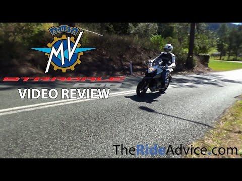MV Agusta Stradale 800 Review