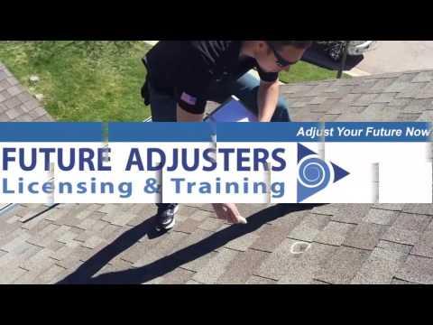 FUTURE ADJUSTERS - Insurance Adjuster Training