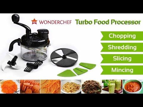 Wonderchef Turbo Food Processor