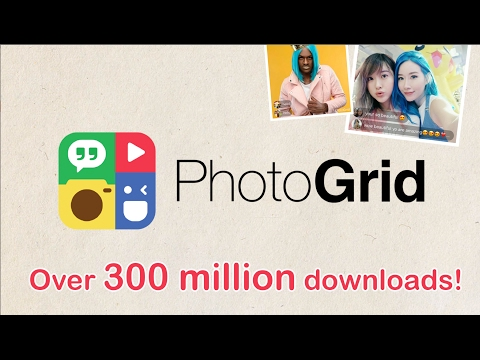PhotoGrid - Say hello to the new PhotoGrid!