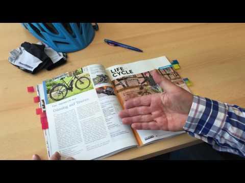 Blick ins Heft ElektroRad Einsteiger-Spezial 2016