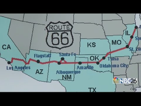 Better Biking: Route 66 Bicycle Adventure