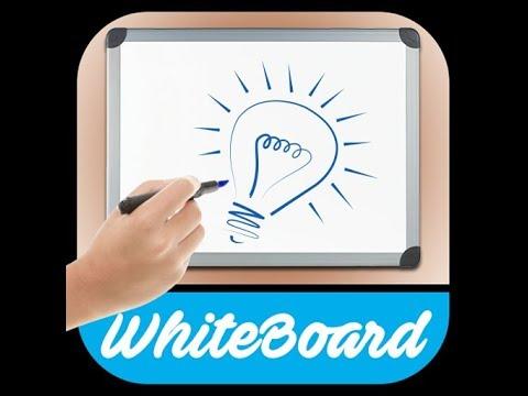 Create Whiteboard App in Android Studio Tutorial