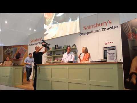 Manchester Tart - Cake and Bake Show 2013 Bake-off