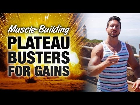 The Best Way To Build Muscle Mass When You Hit A Plateau
