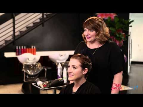Wella Plays Match Maker: First Date Hair Color