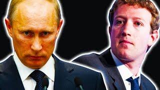 Facebook Cooperating In Russian Investigation