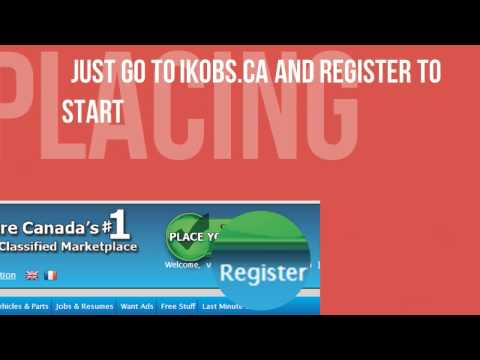Buy & Sell Stuffs Online with Canada's Classified Website Ikobs.ca
