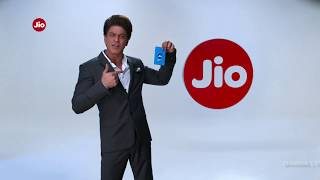 JIO Trial Offer | Shah Rukh Khan | A Dharma 2.0 Production