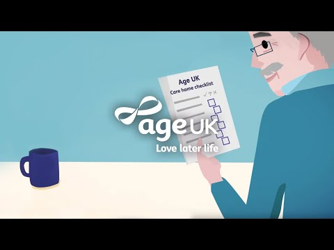How to find a good care home