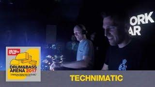Technimatic & Visionobi - Drum&BassArena 2017 Album Launch