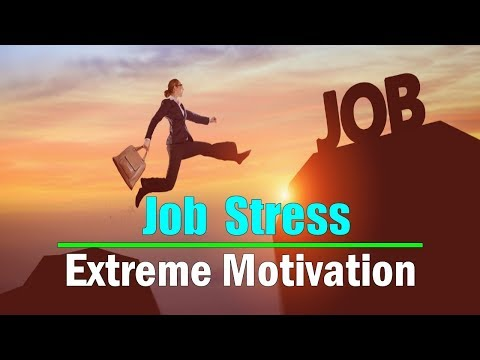 How to overcome Job Stress & Tension   how to be Stress & Tension free Overcome Depression in hindi