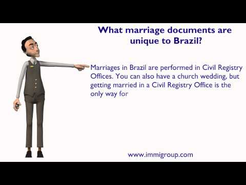 Where to get married in Brazil?