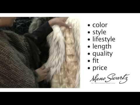Help Choosing A Fur Coat | 7 Essential Elements | Mano Swartz Baltimore MD