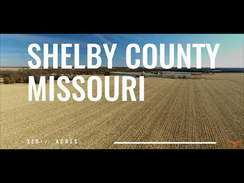 Missouri Income Farm for Sale Shelby County MO