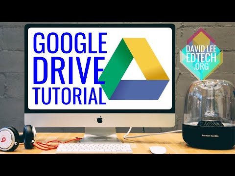 How To: Quick Tutorial for the New Google Drive