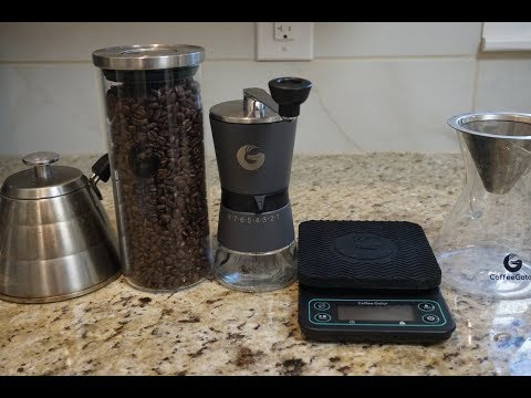 Coffee Gator - Making the perfect cup at home using all Coffee Gator products