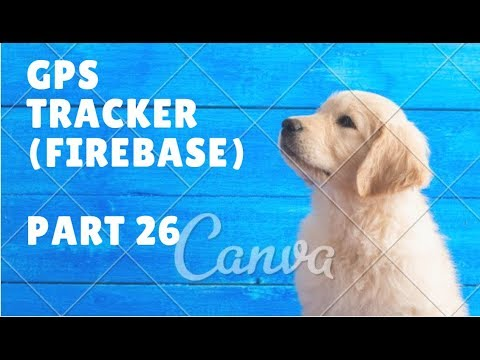 Real time Family GPS Tracker App (Firebase) in Android Studio PART 26