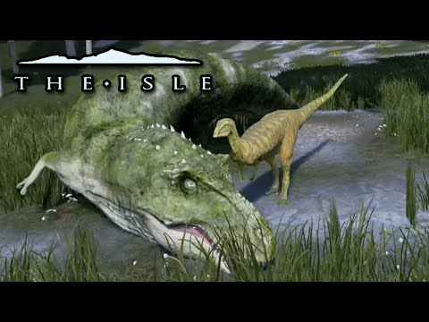 Dinosaurs THE GAME!  - The Isle