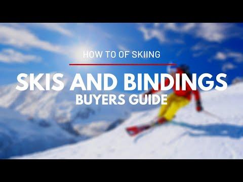 Ski and Binding Guide