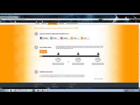 how toupgrade and installation to | avast Free Antivirus  internet  security  2014