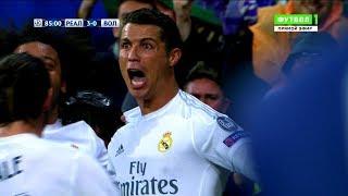 Cristiano Ronaldo Vs Wolfsburg Home 15-16 HD 1080i By zBorges
