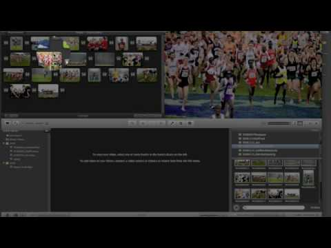 Creating Photo Slideshows in iMovie