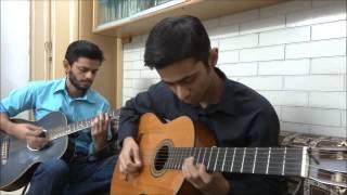 Saajna by Falak -  I Me Aur Main | AZ Instrumental Cover