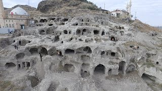 5 Mysterious Ancient Cities That Were Built UNDERGROUND!