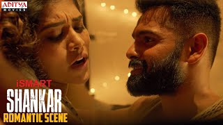 Ram and Nabha Natesh Romantic Scene   iSmart Shankar Hindi dubbed movie (2020)   Ram, Nabha Natesh