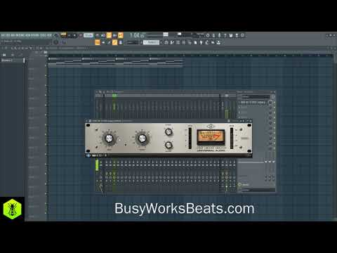 FL STUDIO 20 How to Properly Route Sounds in the Mixer